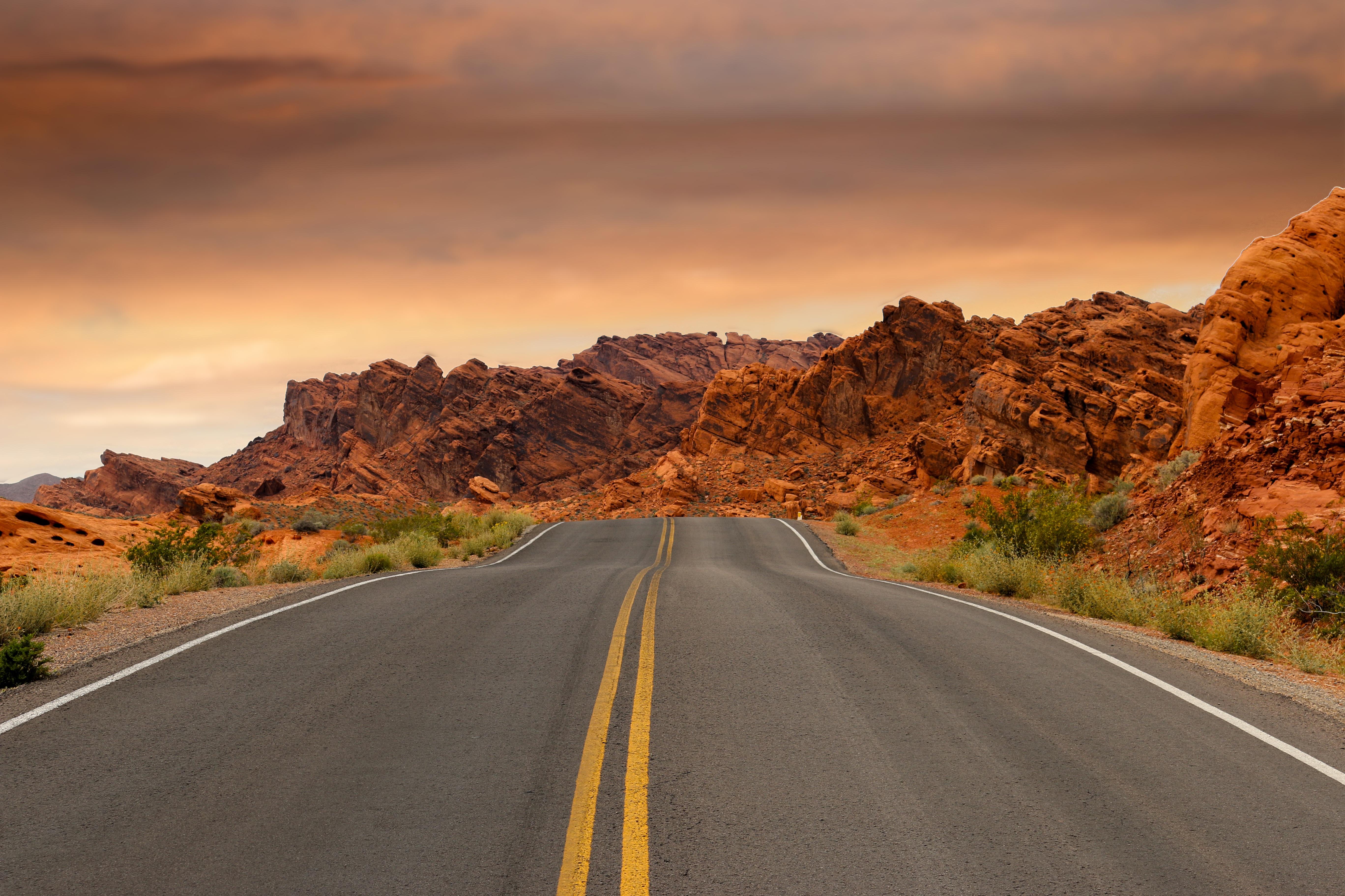 American open road