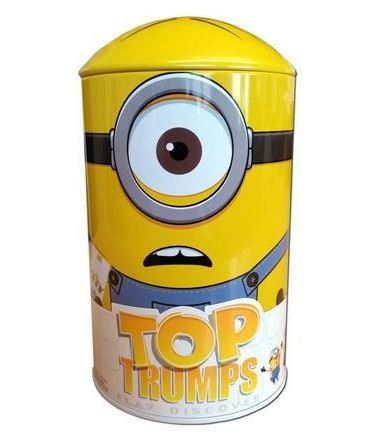 PoundToy Minions Top Trumps